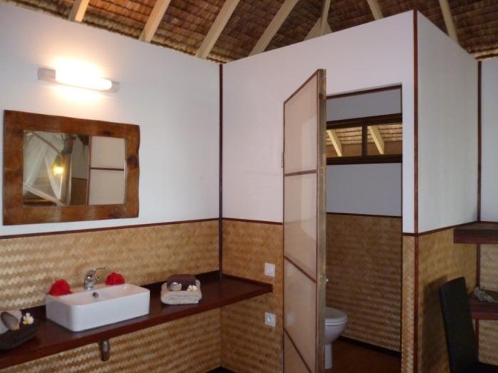 Pensão Chez Alice et Raphael Bangalô de estilo Polinésio