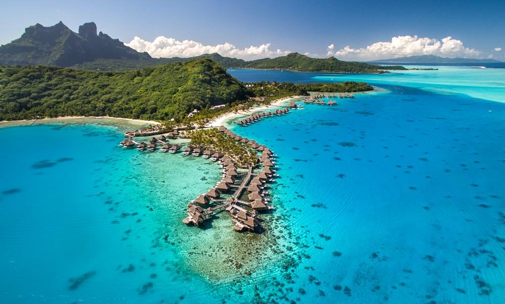 Conrad Bora Bora Nui - Melhor no Tahiti