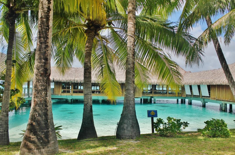 Restaurante Lagoon by Jean George no St Regis Bora Bora – Restaurante sobre as aguas