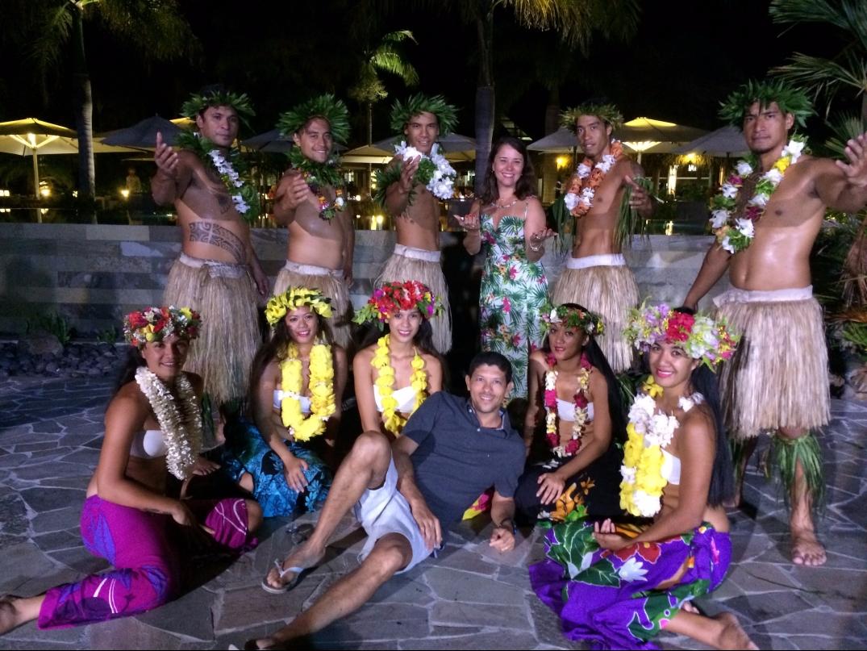 Intercontinental Moorea - Melhor Show Polinésio Moorea - Melhor espetáculo de Dança Taitiana Moorea