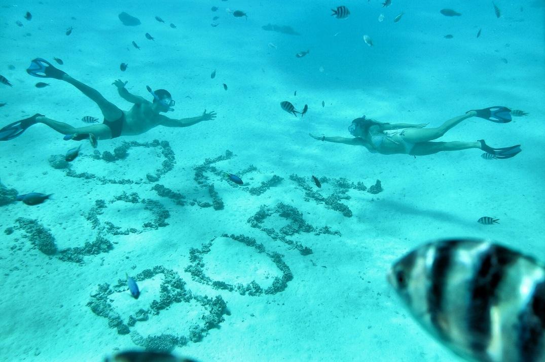 Snorkel Romantic Tour Bora Bora - Lua de Mel Bora Bora
