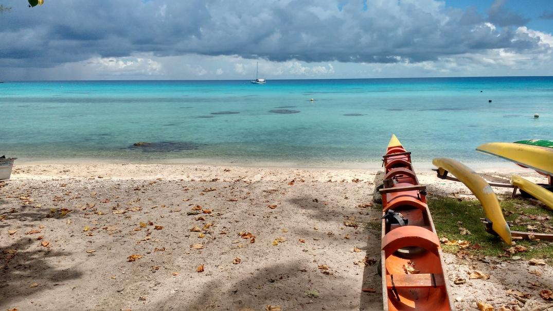 B&B Bounty Rangiroa - Mergulho Rangiroa - Tahiti Pacote Barato - Lagoa Rangiroa