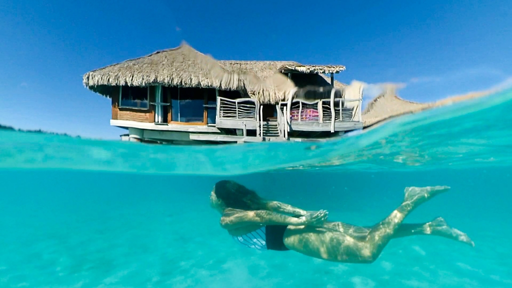 Lua de Mel Bora Bora - Lagoa Azul Bora Bora - Intercontinental Bora Bora Thalasso
